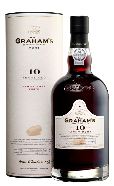 Grahams 10 years Tawny Port 0,75L 20% dd.